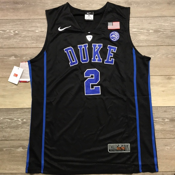 promo code dcde3 24e3f NWT Cam Reddish Duke Blue Devils Nike Jersey NWT
